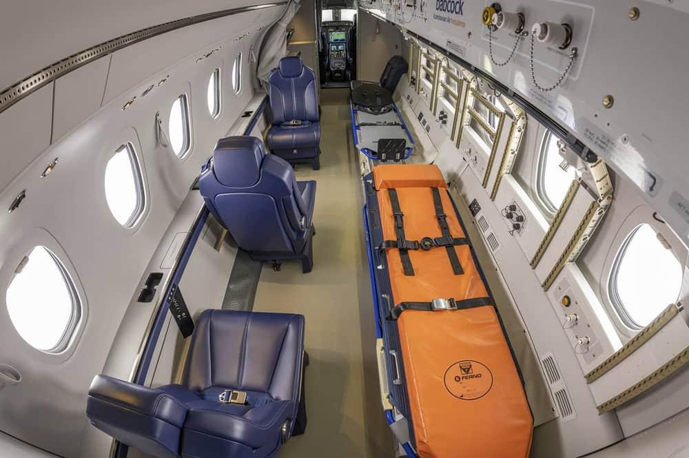 hava ambulansı kiralama