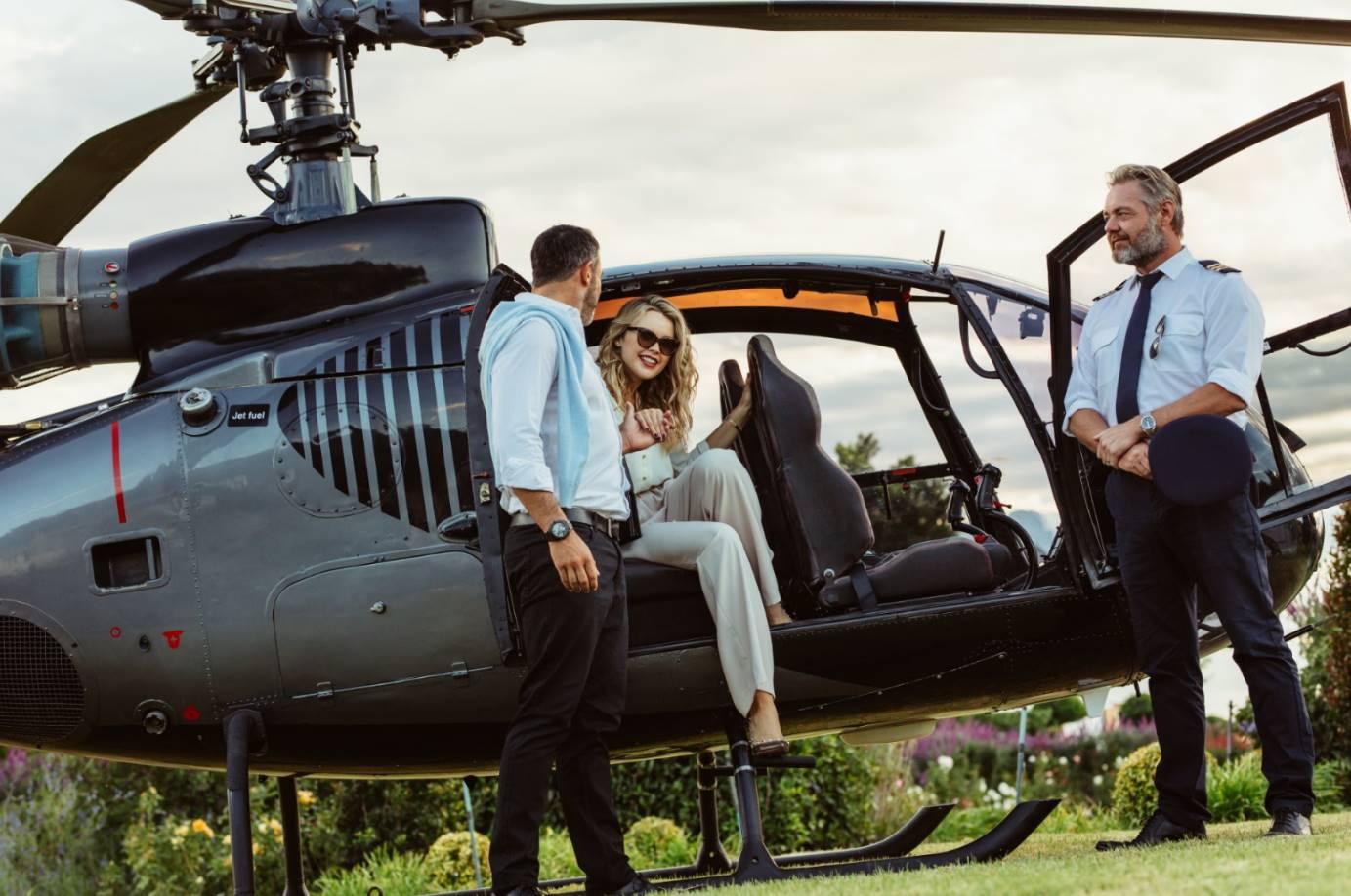 Helikopter Kiralama Virajet