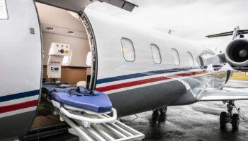 uçak hava ambulansı kiralama